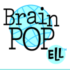 Brain Pop ELL Logo