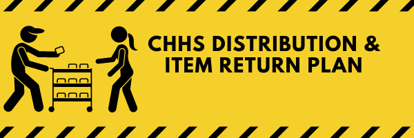 Chapel Hill High School Device Distribution and Item Return Plan