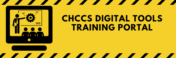 CHCCS Digital Tools Training Portal