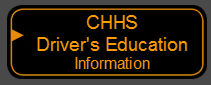 CHHS Driver's Education