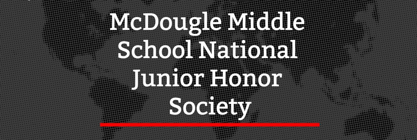 McDougle Middle School / Homepage