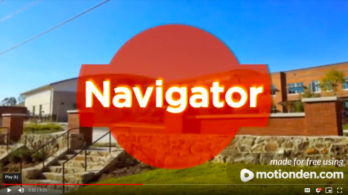 Navigator News Mystery Staff is....?