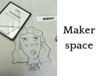 Makerspace button