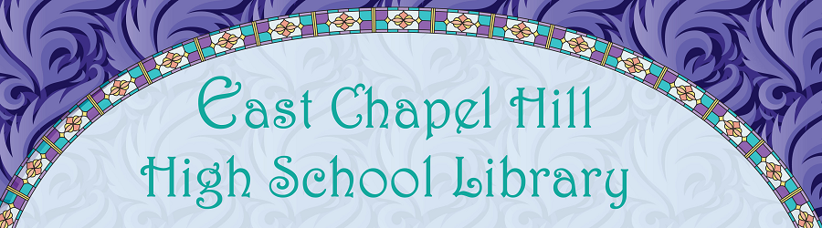 Library banner by Lydia Tremi