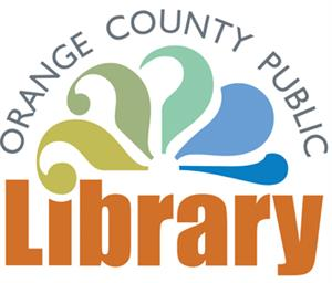 Orange Country Public Library logo
