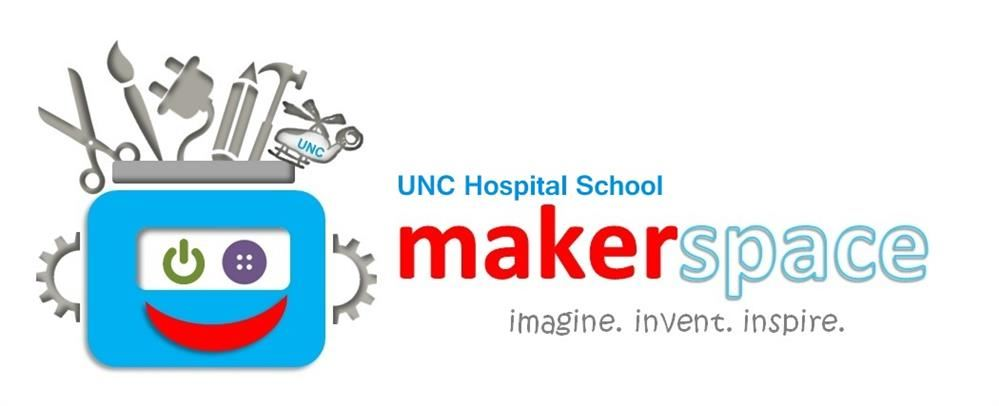 Hospital School Makerspace logo