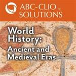 ABC CLIO World History Ancient and Medieval Eras database icon