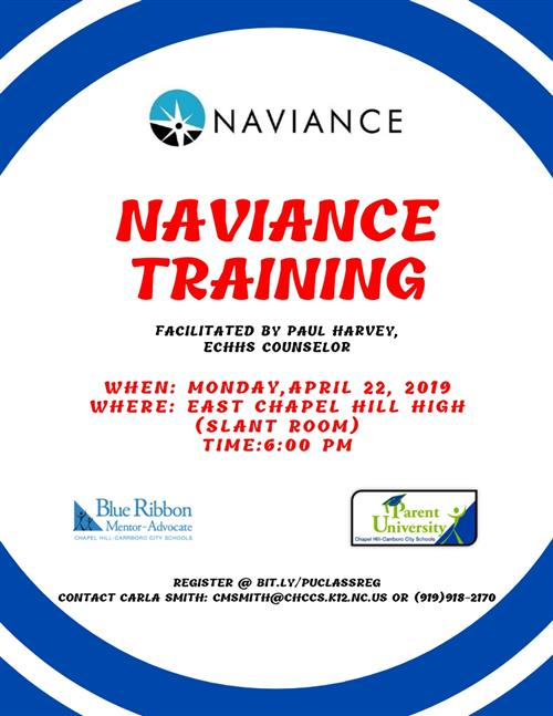 Naviance Training