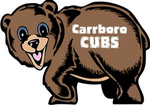 Carrboro Cubs cartoon image