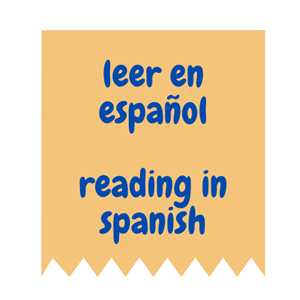 Spanish reading button