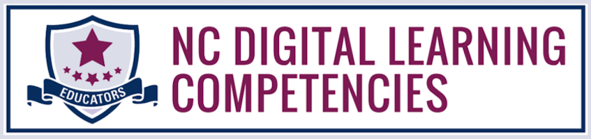 Digital Learning Compentencies banner