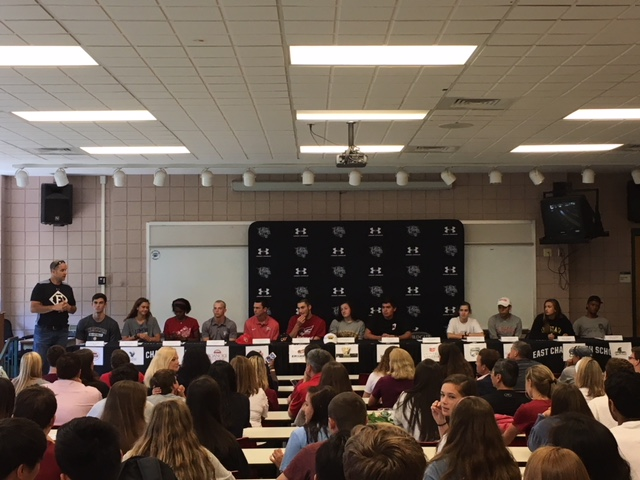 ECHHS Signing Day