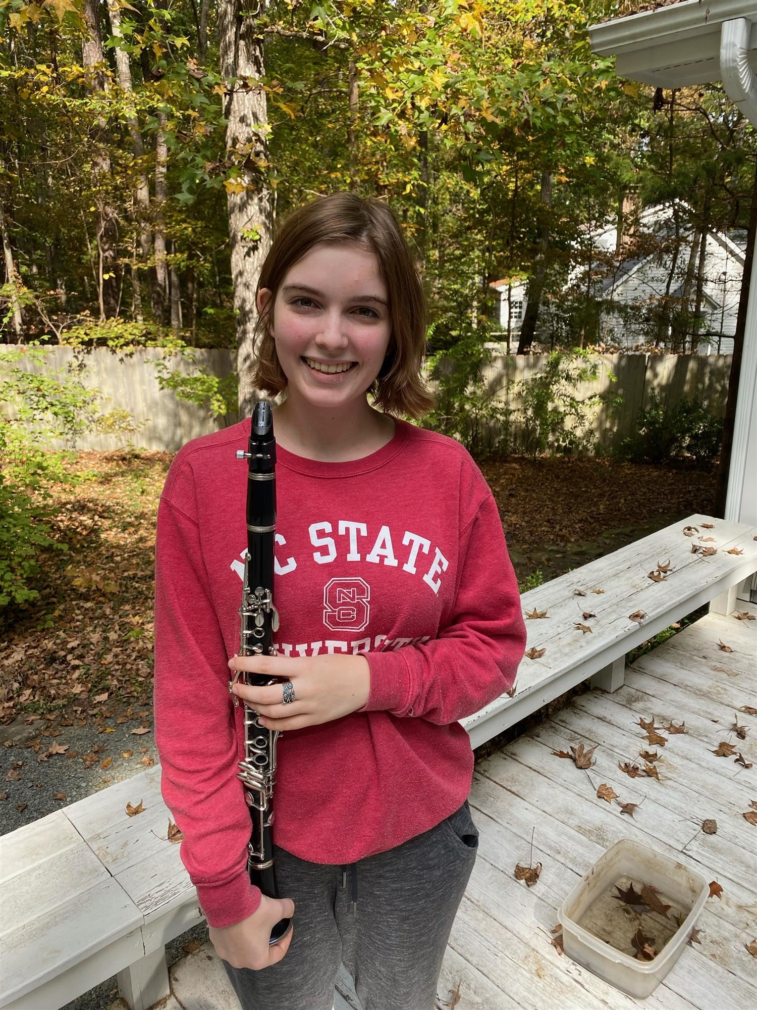 East clarinetist Talikoff