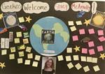 McAnulty board at MGES