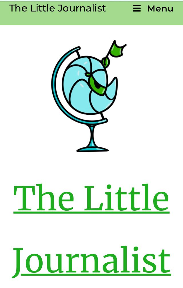 The Little Journalist logo