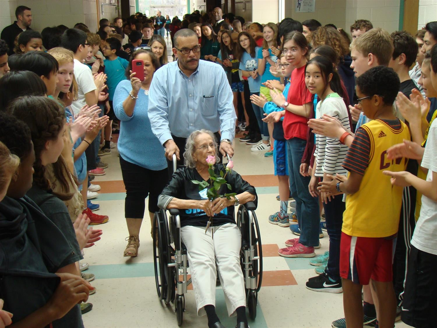 CHCCS Says Goodbye to Legendary Leader and Beacon