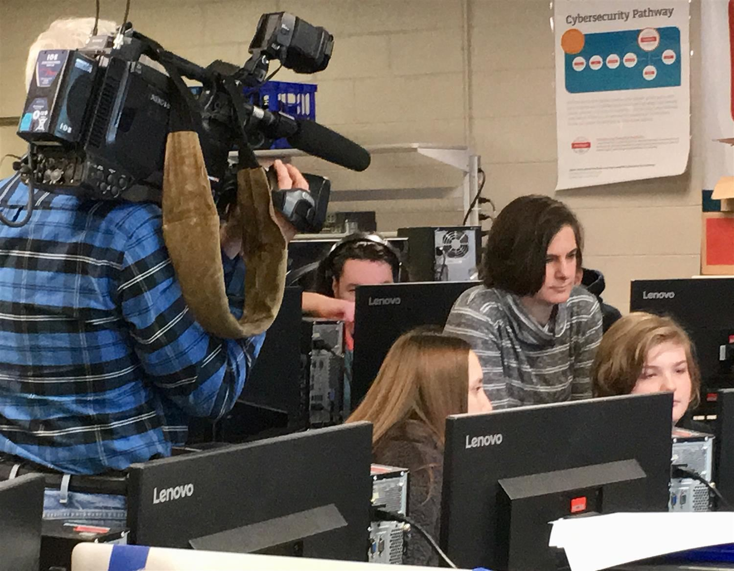 Jennifer Walker of Chapel Hill High Named WRAL Teacher of the Week
